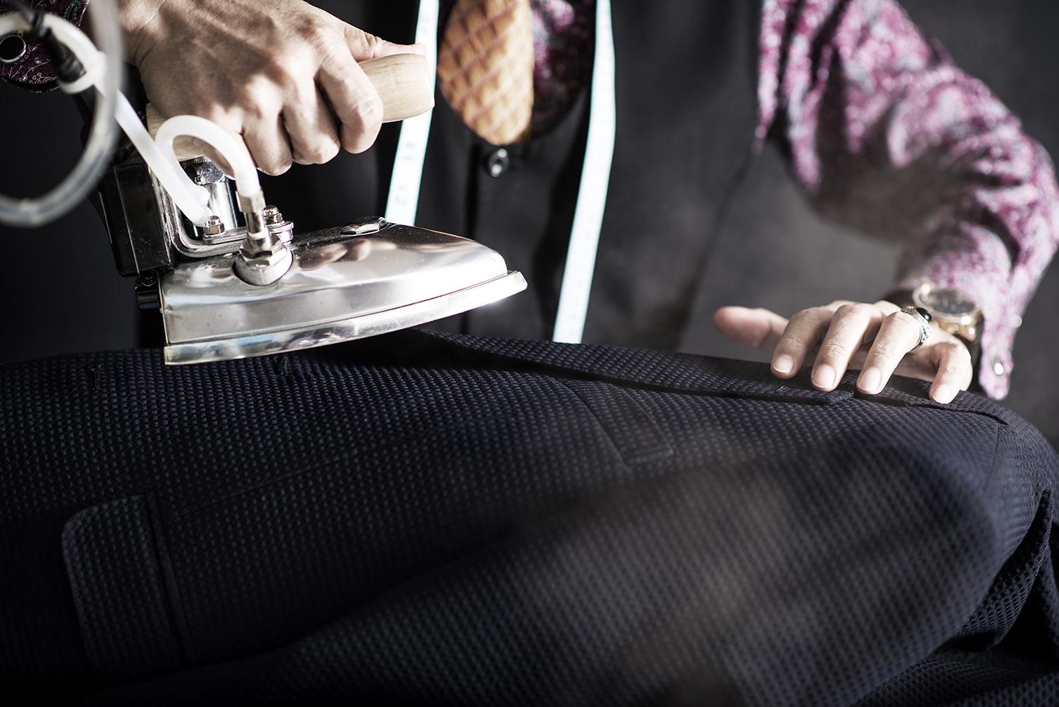 全訂製西服 Bespoke suit tailoring - 金興西服 GOLDEN TAILOR