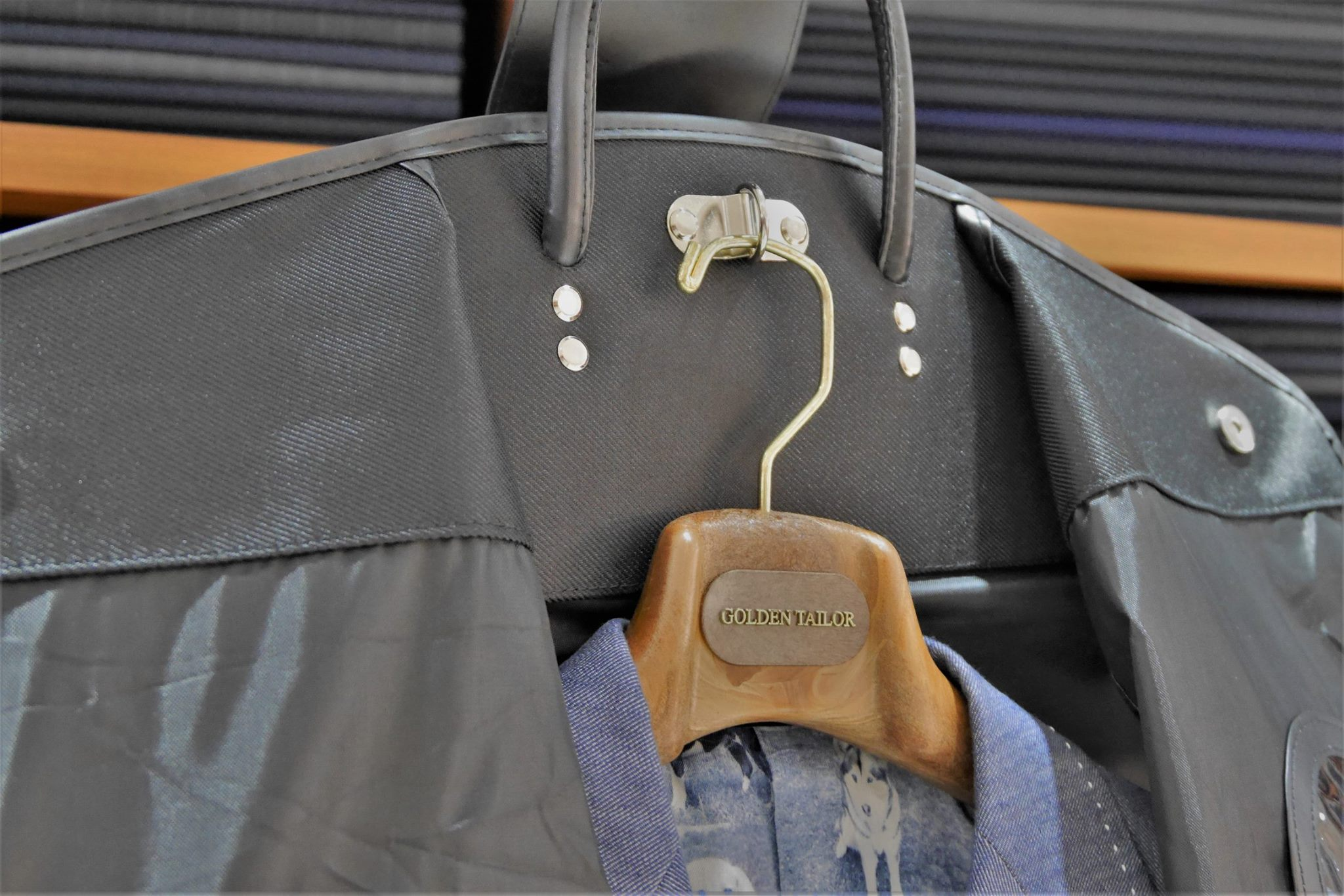 【The beauty of suit bag】